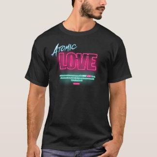 T-shirt Amour ATOMIQUE - grand amour - par la grâce sauvée