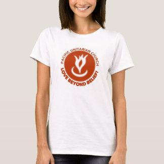 T-shirt Amour au delà de croyance ! Pièce en t