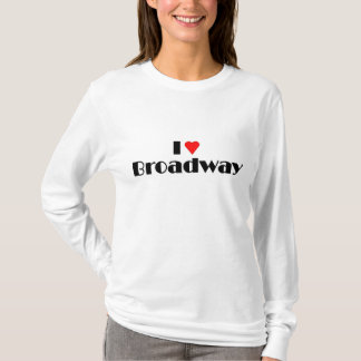 T-shirt Amour Broadway