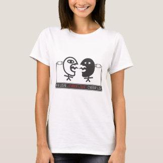 T-shirt Amour de Cyber