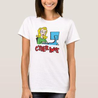 T-shirt Amour de Cyber - chemise