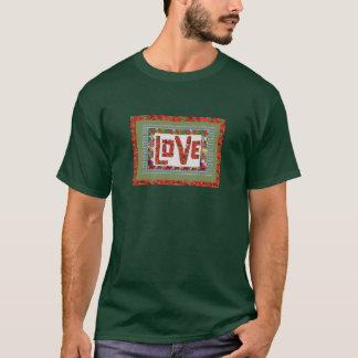 T-shirt Amour de FRAMBOISE :  Cadeau romantique idéal