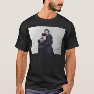T-shirt Amour de l'ONU Corée du Nord d'Obama Kim Jong