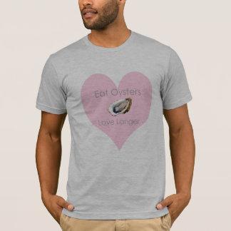 T-shirt Amour d'huître