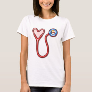 T-shirt Amour d'Obamacare