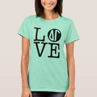 T-shirt Amour du gamma | de delta