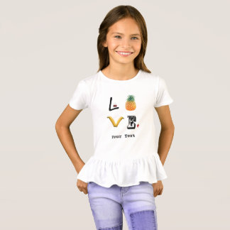 T-shirt Amour fruitier