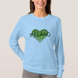 T-shirt Amour Irlande