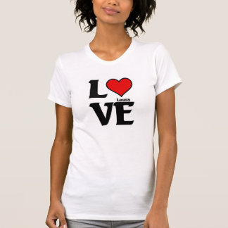T-shirt Amour Laura