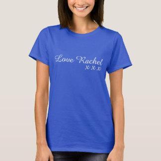 T-shirt Amour Rachel