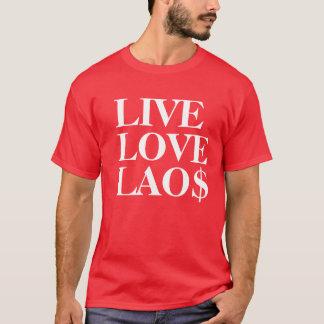 T-SHIRT AMOUR VIVANT LAO$