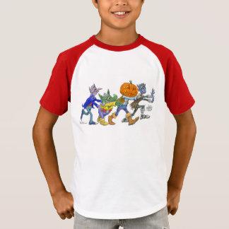 T-shirt Amusement de Halloween