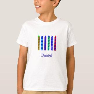 T-shirt an de 6 garçons