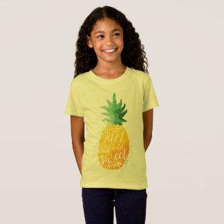 T-Shirt Ananas doux