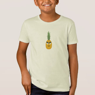 T-Shirt ananas fâché