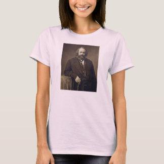 T-shirt Anarchiste russe de Mikhail Bakunin par Nadar