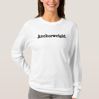 T-shirt Anchorweight