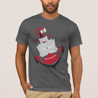T-shirt ancre de maydaze