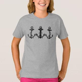 T-shirt Ancres loin