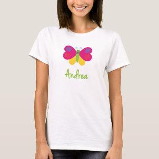 T-shirt Andrea le papillon