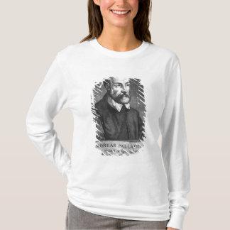 T-shirt Andrea Palladio gravé par Francesco