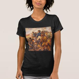 T-shirt Andrew Jackson pendant la bataille de la