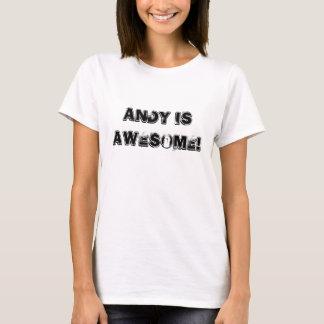 T-shirt Andy est impressionnant !