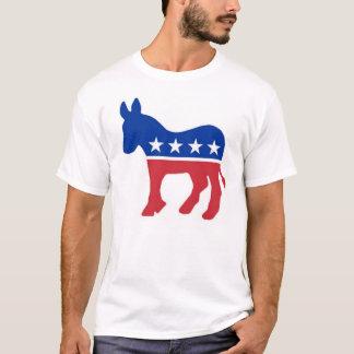 T-shirt âne de démocrate