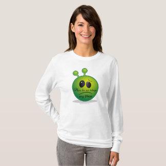 T-shirt ANG Pinas de talaga de Na de ko de Mlle