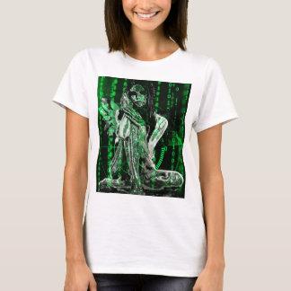T-shirt Ange de Cyber