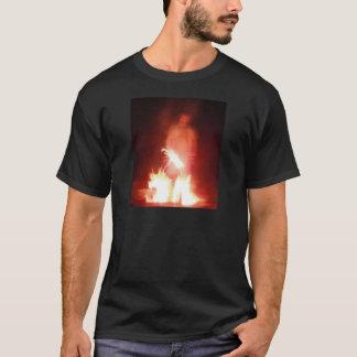 T-shirt Ange de démon du feu de transition de Sparagmos
