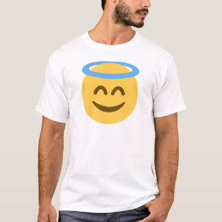 T-shirt Angel Emoji
