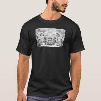 T-shirt Anges divins de l'alchimie