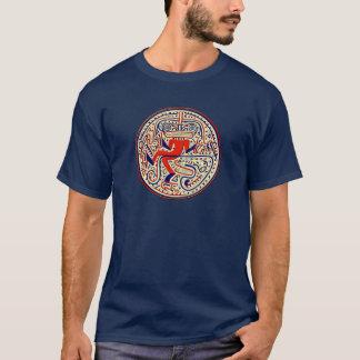T-shirt Animal mythologique précolombien