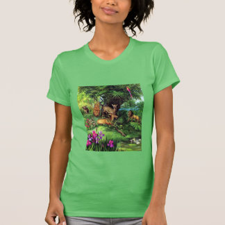 T-shirt Animaux vintages