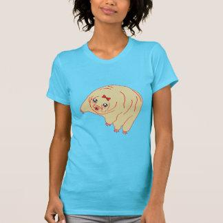 T-shirt Anime mignon d'ours de l'eau Tardigrade