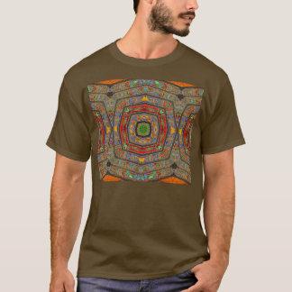 T-shirt Anneaux du verre souillé 1