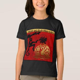 T-shirt Année chinoise du signe de zodiaque de singe