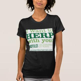 T-shirt Anniversaire #1 de REPTILES
