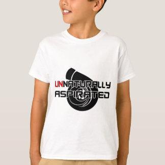 T-shirt Anormalement aspiré