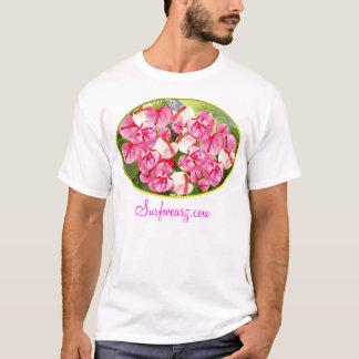 T-shirt Antheriums en abondance
