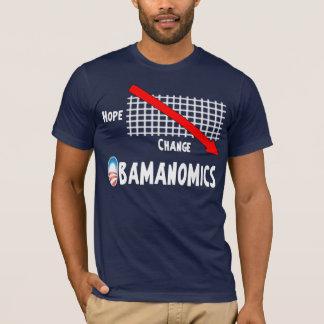 T-shirt Anti Obama Obamanomics