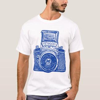 T-shirt Appareil-photo Allemand de l'Est géant -