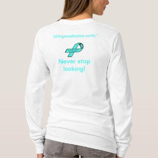 T-shirt Apportez la maison d'Ava