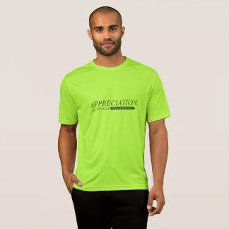 T-shirt Appréciation