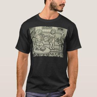 T-shirt Apprenez à tricoter le BT Piliero