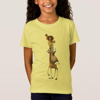T-Shirt Appui d'amis du Madagascar