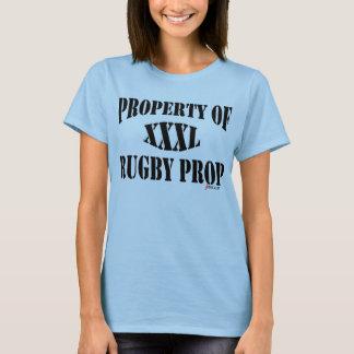 T-shirt Appui vertical de rugby de XXXL