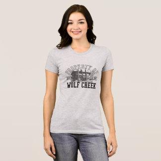 T-shirt Appui vertical de Wolf Creek - Bella des