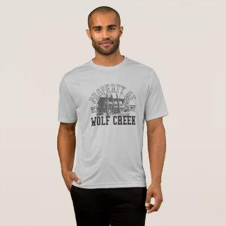 T-shirt Appui vertical de Wolf Creek - concurrent du